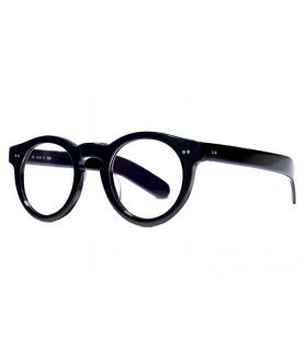 Bob Sdrunk Eyeglasses - Homer Black