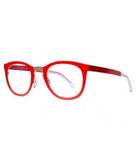 Bob Sdrunk Eyeglasses - Iron Matte Red