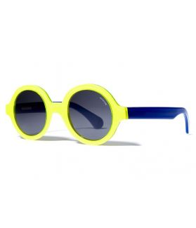 Bob Sdrunk ROCCO Yellow Fluo Sunglasses